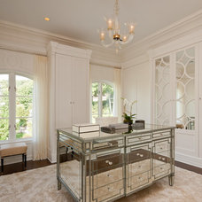 Traditional Closet by Jack Levy Design