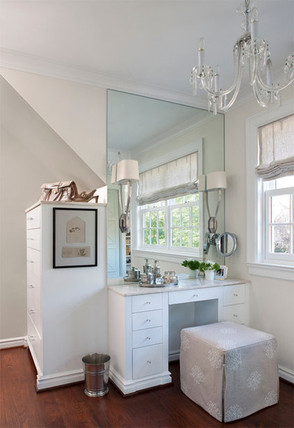 Traditional Closet by Marianne Jones LLC