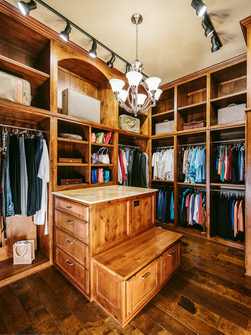 Packing Luggage Suitcases Closet Design Ideas, Remodels & Photos