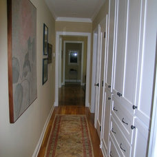 Traditional Closet by May Construction, Inc.
