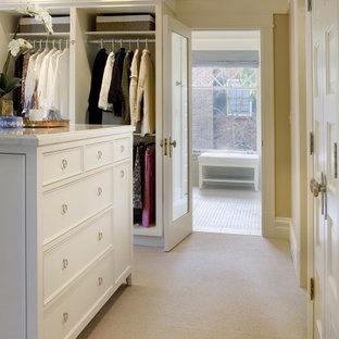 Closet - traditional closet idea in Seattle