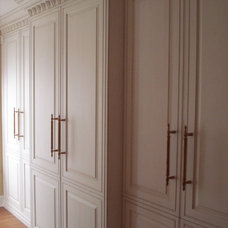 Traditional Closet by NEFF of Chicago Custom Cabinetry and Design Studio