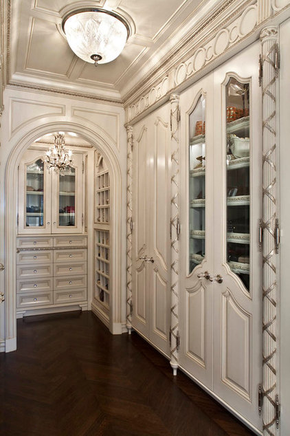 Traditional Closet by RDM General Contractors