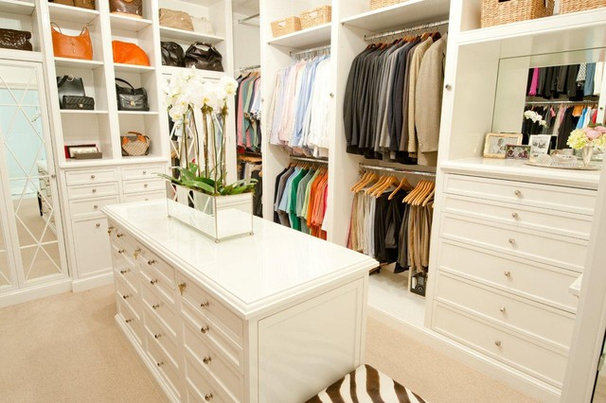 Traditional Closet by Munger Interiors