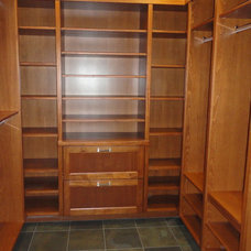 Traditional Closet by Kitchen & Bath Works