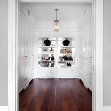 Transitional Closet Transitional Closet