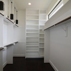 Traditional Closet by Significant Buildings and Construction
