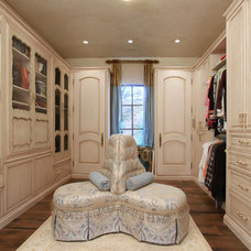 Mediterranean Closet by Amy Studebaker Design