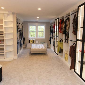 Tuxedo Dressing Room