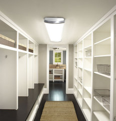 contemporary closet by TEA2 Architects