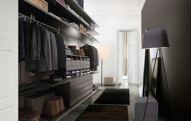 Contemporary Wardrobe by Poliform USA