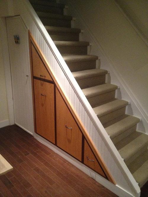 Under Stair Pantry
