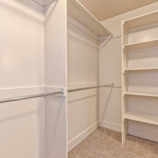 Traditional Closet by Koetje Builders Inc