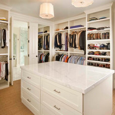 Traditional Closet by Ellen Grasso & Sons, LLC