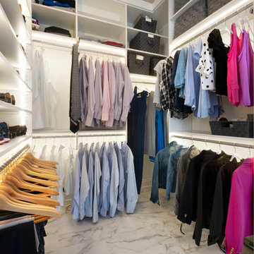 Updating a Historic Beauty with Modern Closet