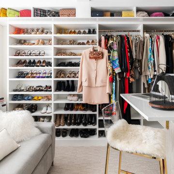 Upper East Side Dressing Room