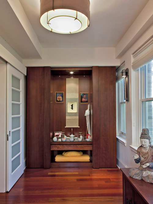 Home altar designs