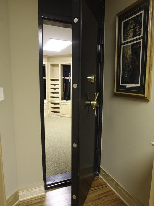 Door Safes Double Wide Large Capacity Gun Safe Door Open