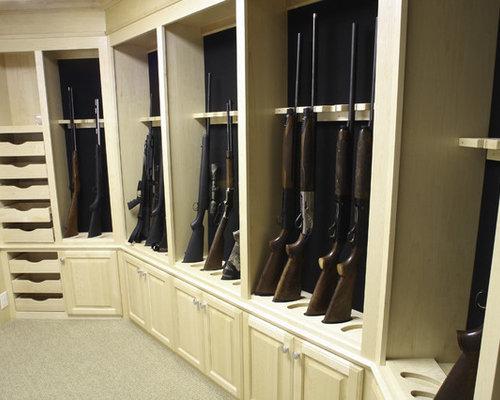 Gun Rack   Houzz