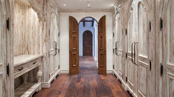Via Tuscany Master Closet