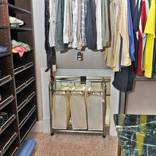 Traditional Closet by Arlington Construction Management