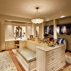 Traditional Closet by Dorado Designs