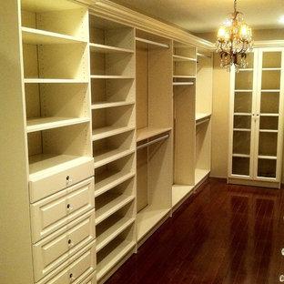 Imagen de armario y vestidor clásico grande