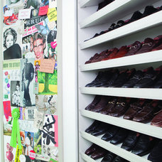 Eclectic Closet by California Closets HQ