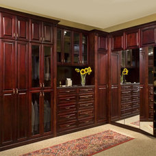 Traditional Closet by Closet & Storage Concepts
