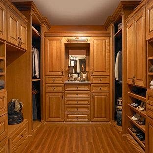 Traditional storage and wardrobe in Newark.
