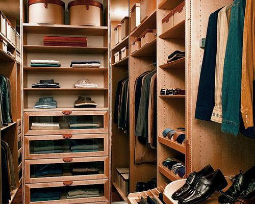 Idee e foto di armadi e cabine armadio classici citt del - Cabine armadio idee ...