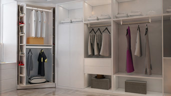 Walk-in Closets