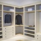 Master Dressing Room Walk-In Closet