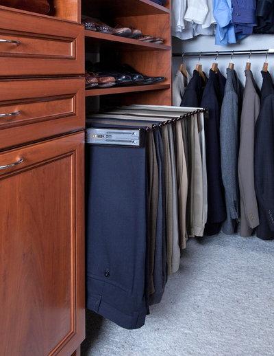 Wardrobe by Closets of Tulsa