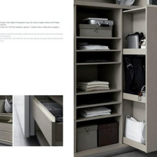 Modern Closet by Architectural Elements + Design