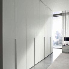 Modern Closet by Architectural Elements + Design