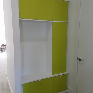 Walk in Pantries and Walk in Closets
