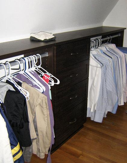 closet ideas for attic bedrooms - Attic Bedroom closet Ideas