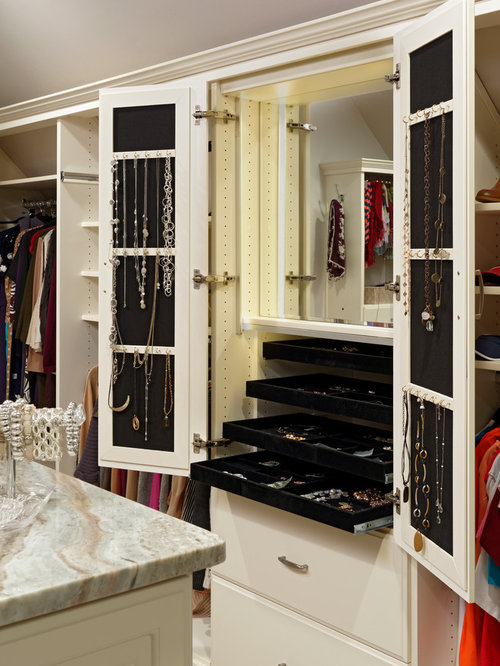 Jewelry Cabinet Design Ideas & Remodel Pictures | Houzz