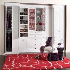 Eclectic Closet Wardrobe