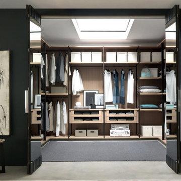 Wardrobes + Custom Closet Storage Solutions
