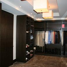 Modern Closet by Timothy F. White
