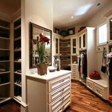 Traditional Closet by Walker Woodworking
