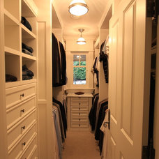 Traditional Closet by Etheridge Home Renovation