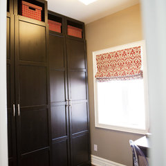 traditional closet by Pure Bliss Creative Design