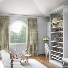 Traditional Closet by Amy Studebaker Design