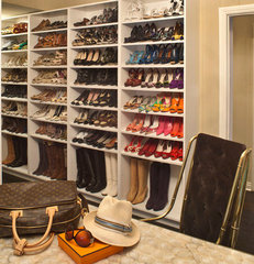 traditional closet by Jeneration Interiors