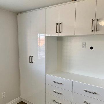 White High Gloss Cabinet Doors