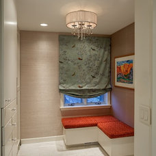 Traditional Closet by Marcel Page Photography