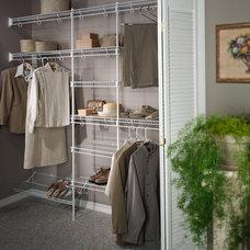 Traditional Closet by Boston Closet Company
